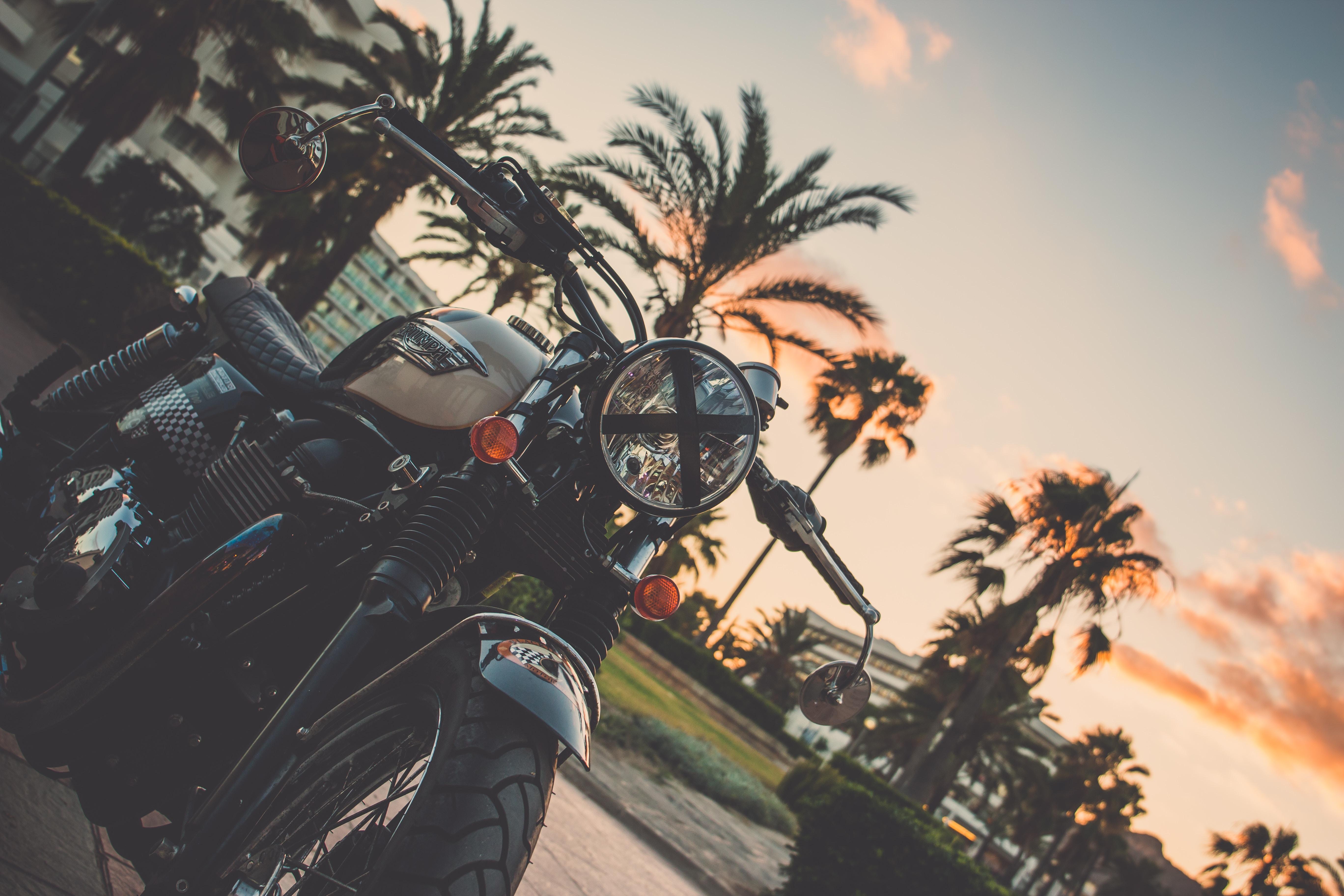 Filmer en moto
