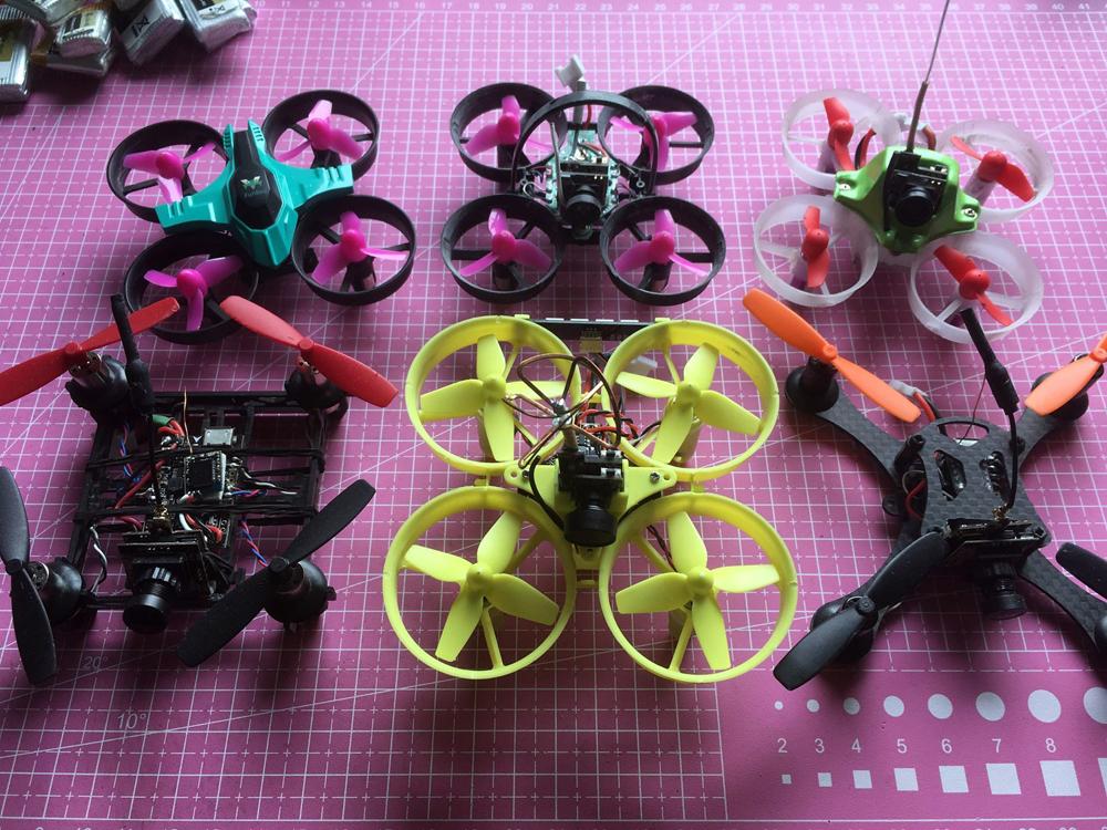drone fpv pour pilotage en immersion