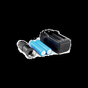 Kit extension pour batteries de Feiyu G100 et G4Plus