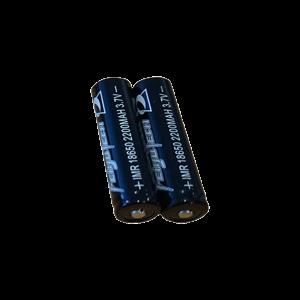Batteries rechargeables 2200mAh pour stabilisateurs Feiyu MG/Mglite
