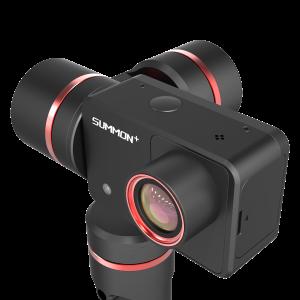 FEIYU SUMMON+ - Stabilisateur 3 axes avec caméra 4K intégrée