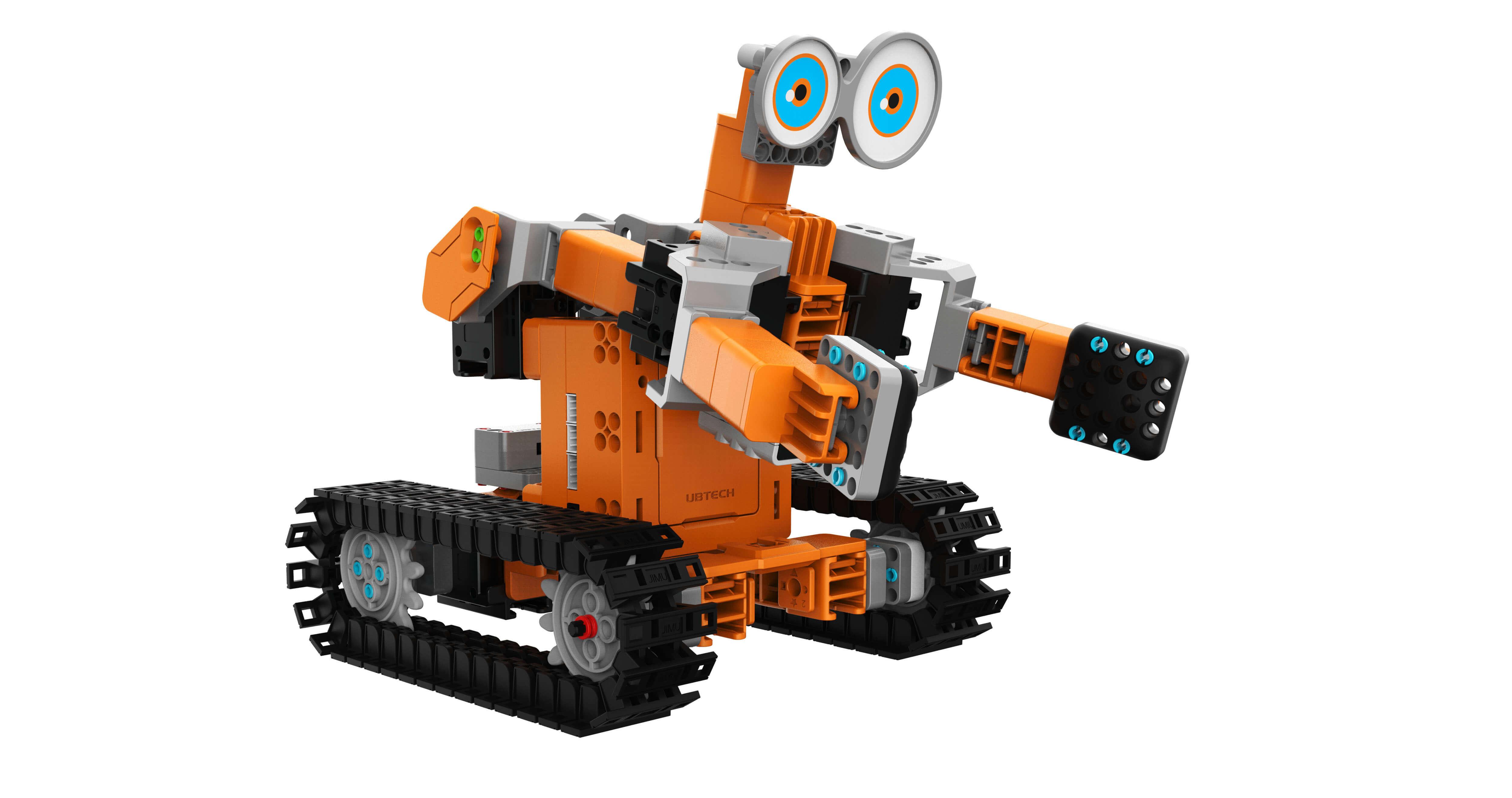 Un robot accessible pour une activité ludique Né d'une combinaison…