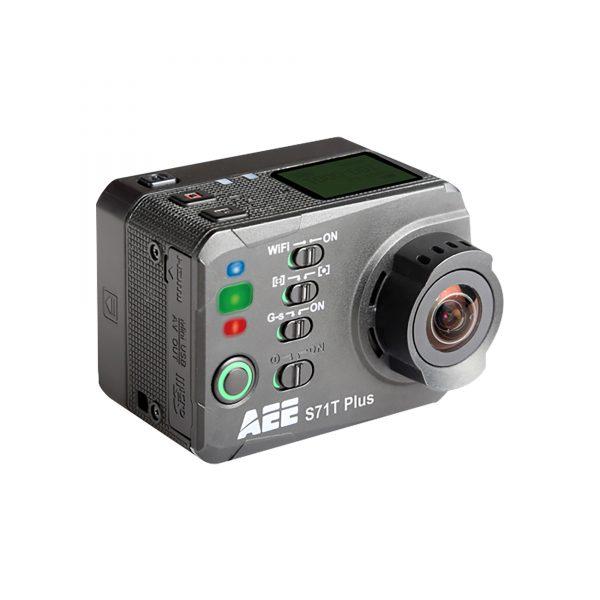 Caméra 4K UHD AEE S71T+