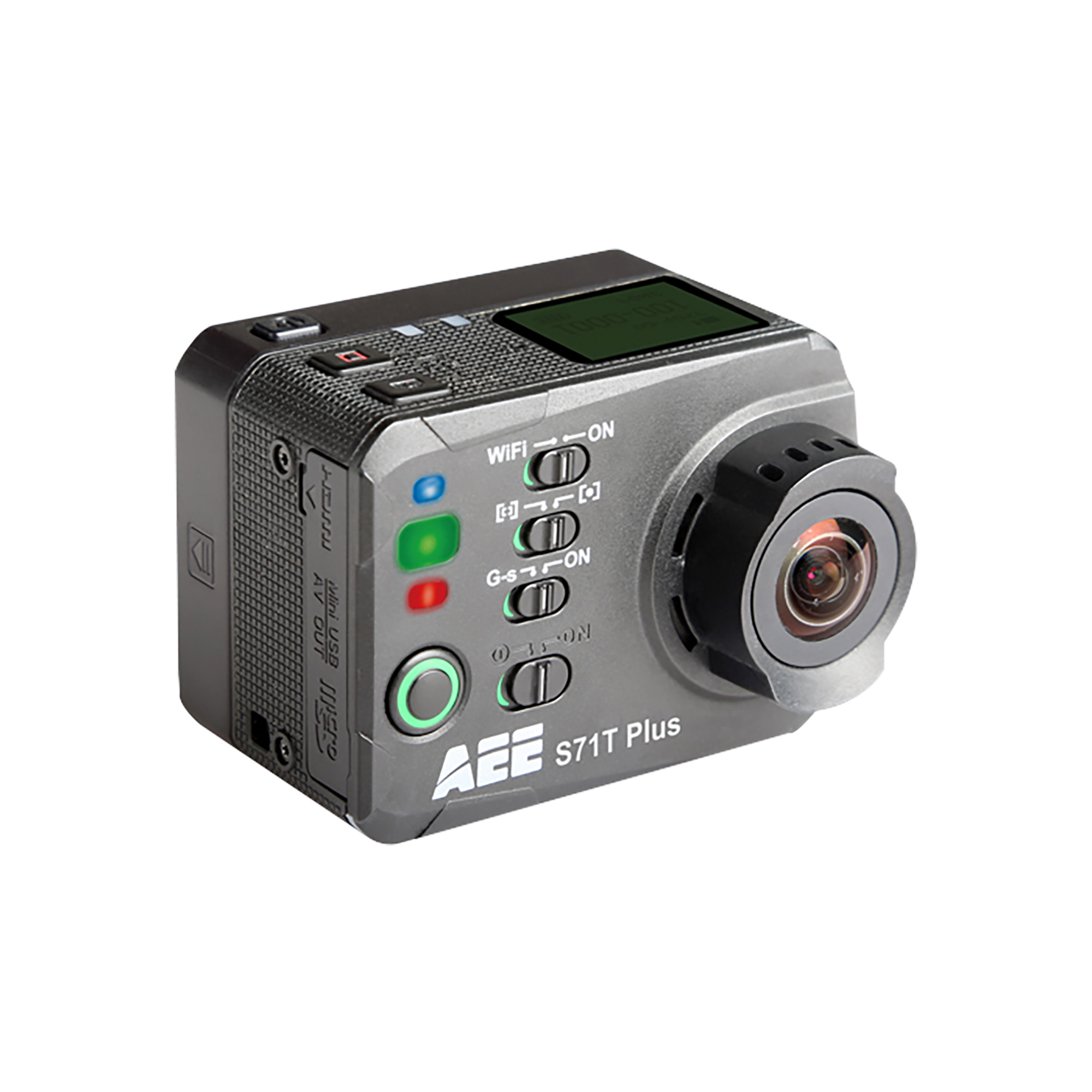 action cam s71t+ AEE