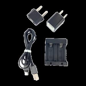 Chargeur de batteries 650mAh pour stabilisateurs Feiyu MG/MGlite