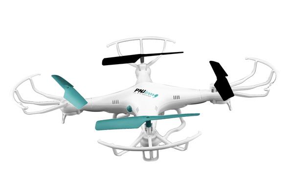 Caméra amovible VGA Fixée sous le drone, la caméra du…