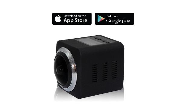 Application L'application XDV360 disponible sur iOS et Androïd vous donne…