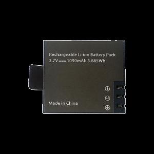 Batterie 1050mAH pour action cam
