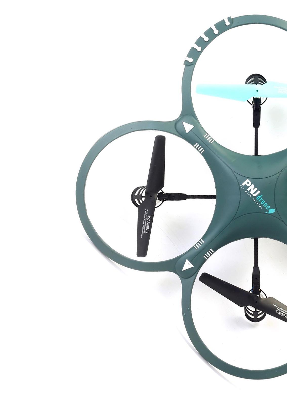 Parfait pour s'initier aux drones Ce modèle est idéal pour…