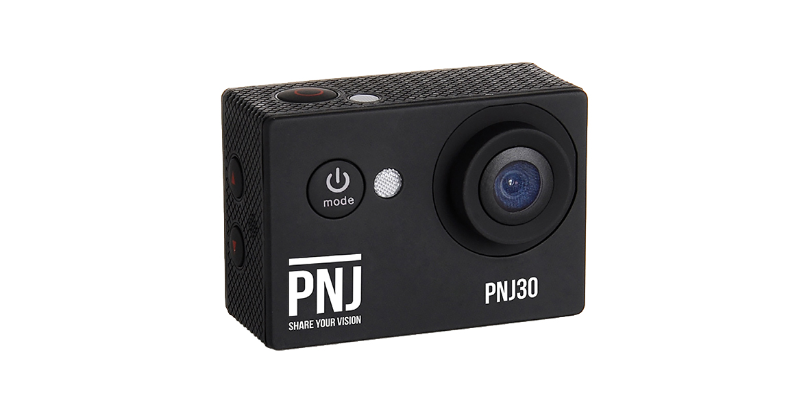 A good entry-level camera The PNJ30 action cam is a…