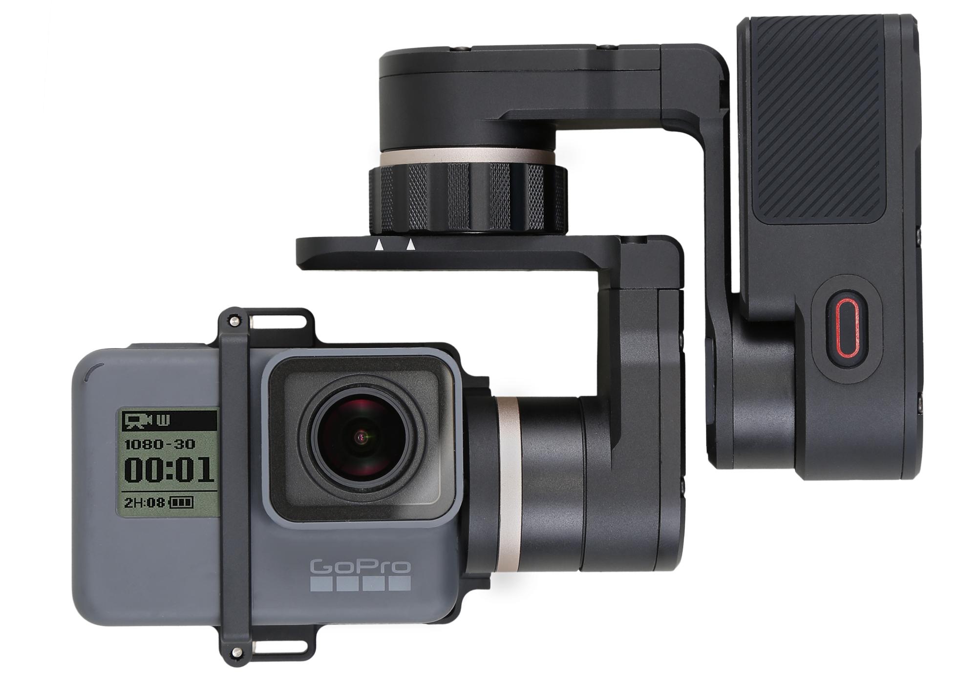 Couplé à une caméra étanche sans caisson, le WG2 est…