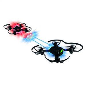 Pack Petrone Fighter : 2 drones de combat et un Powerpack