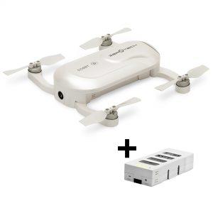 Drone DOBBY de Zerotech avec batterie supplémentaire