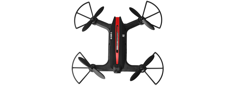 The R NANO HD is a nervous and agile drone.…