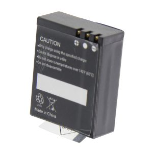 Batterie de rechange pour action cam PNJ REPORTER