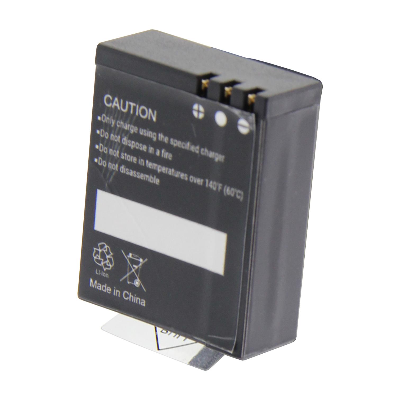Batterie de rechange pour action cam pnj reporter - Parkside batterie de rechange ...