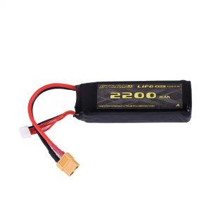 Batterie Li-Po 2200maH 11.1V pour R Speed