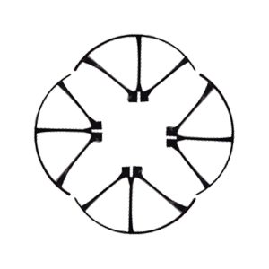 Lot de 4 protections d'hélice pour R TRAVELLER