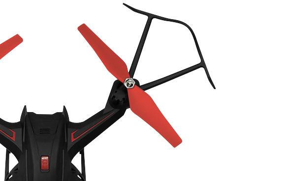 Mode Alti: facilite le maintien de l'altitude de votre drone…