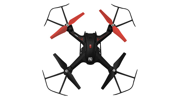 Ready-to-fly With the R-FLYER HD, PNJ offers a complete package…