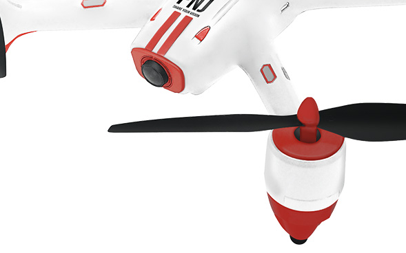 Let's start with the drone's new look. You still can…