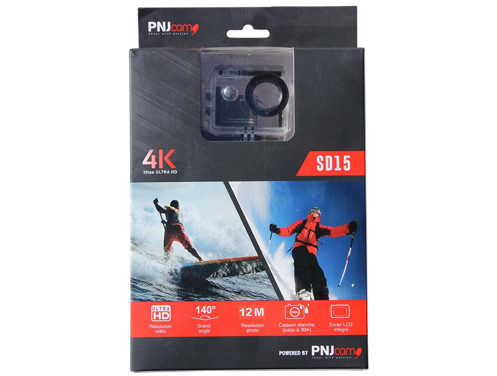 Inclus dans le pack : Caméra FHD SD15 + batterie…