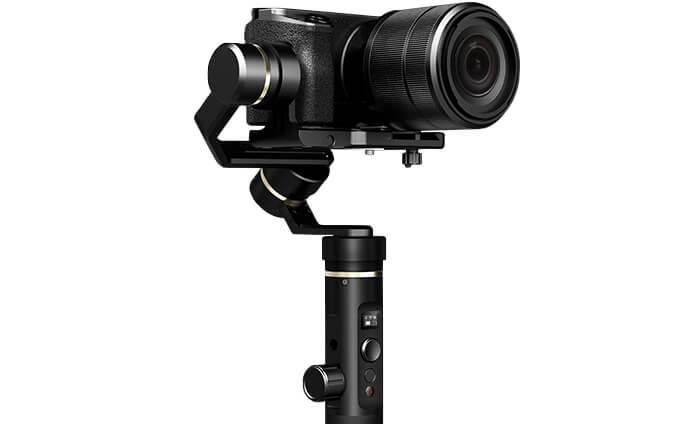 Feiyu tech a développé pour vous un stabilisateur d'image motorisé…