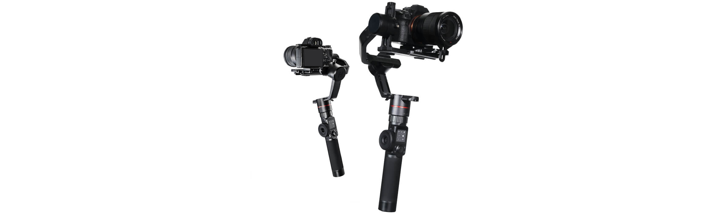 AK2000 Stabilizer for Reflex and Hybrids by Feiyu Tech