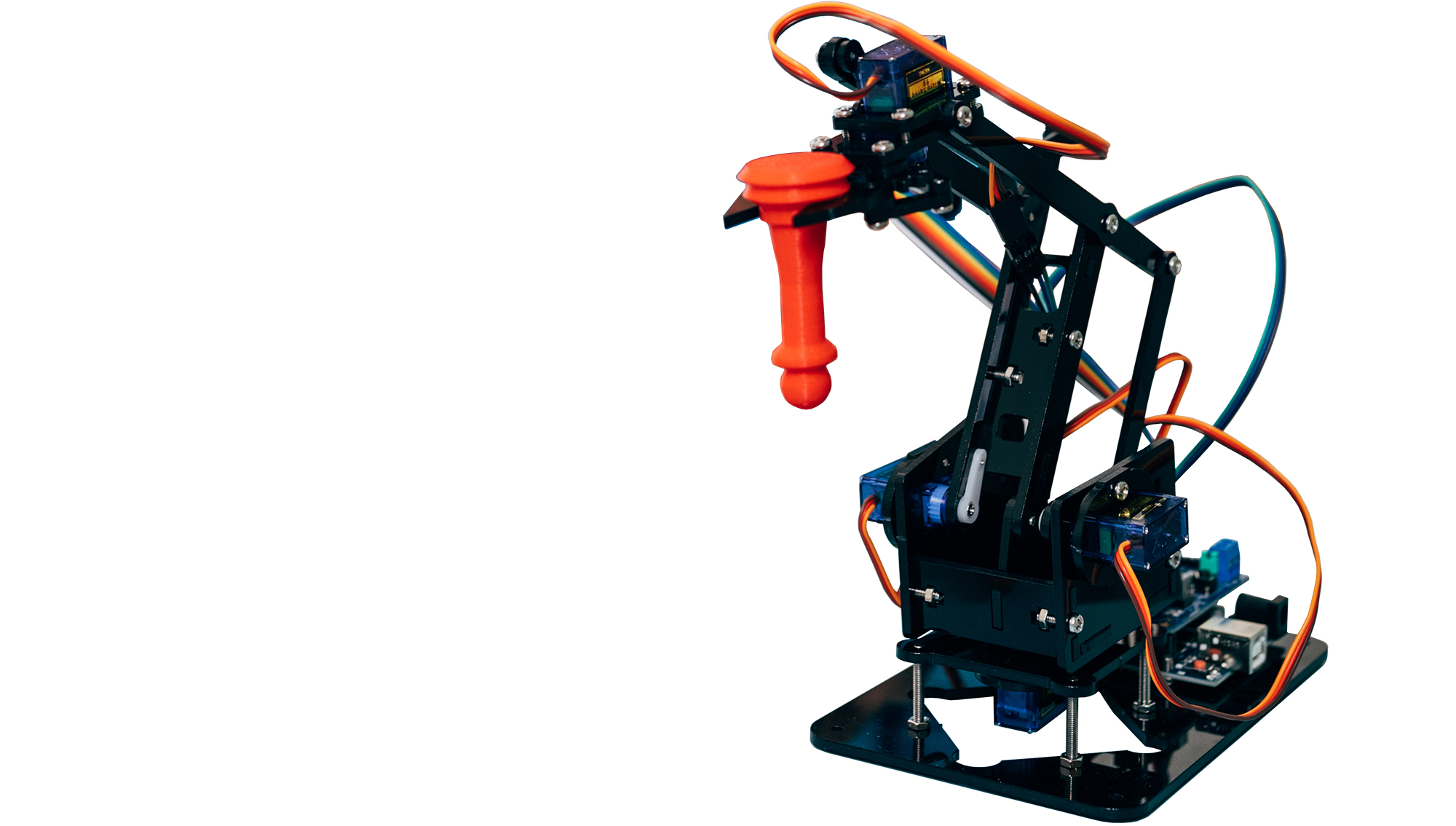 A set for robotics enthusiasts This robotic programming set is…