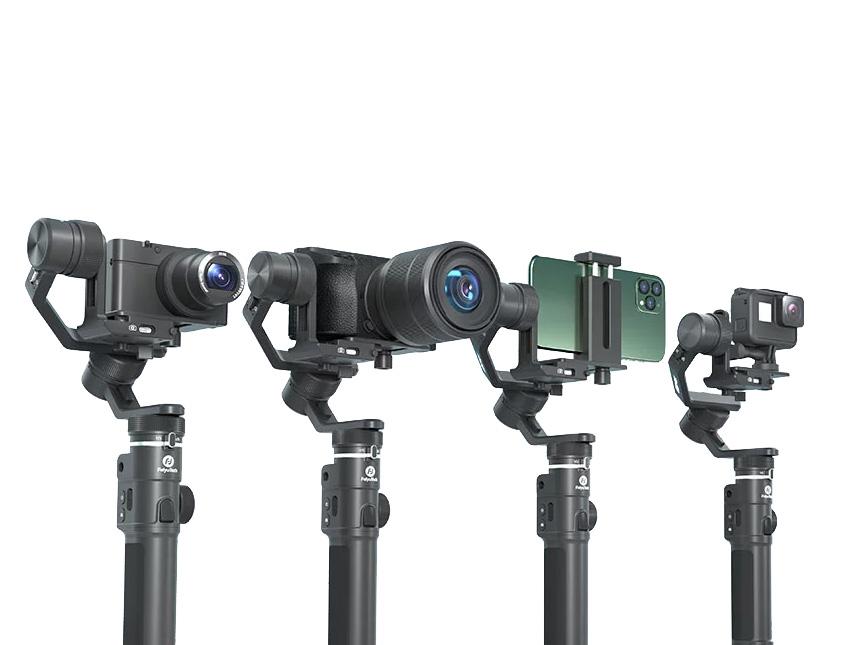 9 Modes vidéo très pratiques Le G6 max vous présente…