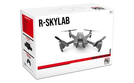Inclus dans le pack : 1X R-SKYLAB 1X Radiocommande 2.4…