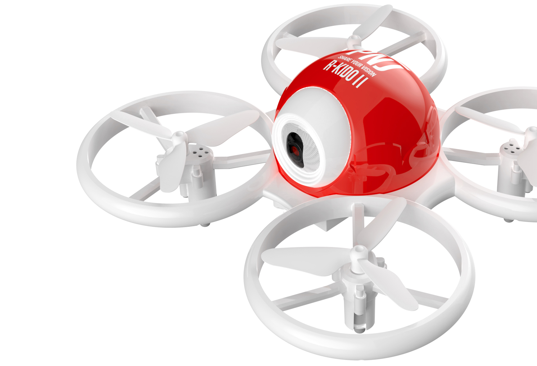 Enjoy flying a simple little drone The R KIDO is…