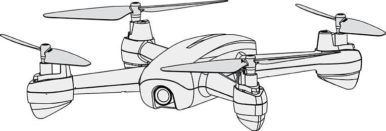 Un drone robuste bati pour l'extérieur Le R SPY FHD…